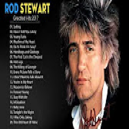Rod Stewart Full Album -The Very Best of Rod Stewart Collection