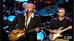 Mark Knopfler, Eric Clapton, Sting & Phil Collins- Money for Nothing